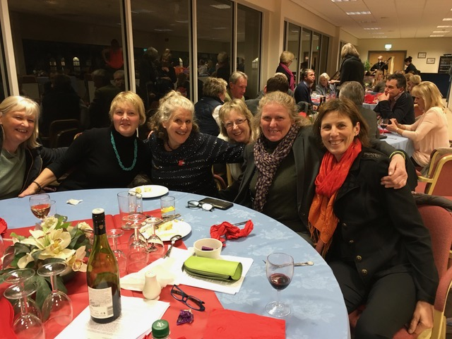 The Annual F&I Course Dinner at Addington