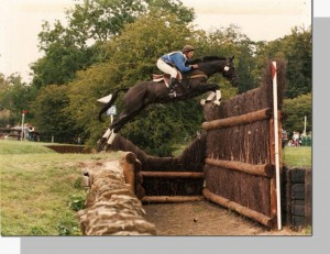 Andrew Bennie at Burghley